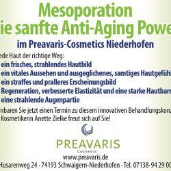 Preavaris GmbH – Institut für Ernährungsberatung & Prävention