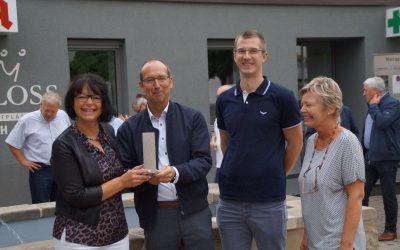 Marktplatzbrunnen offiziell eingeweiht
