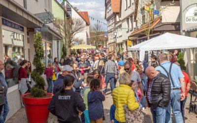 ABGESAGT: Schwaigerner Frühling 5. April 2020 von 13 –18 Uhr  Innenstadt Schwaigern